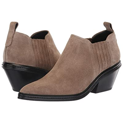 Via Spiga Farly Water-Resistant (Clay Weather Resistant Suede) Women