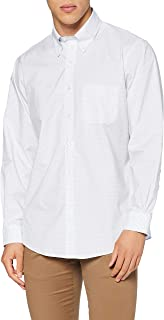 BROOKS BROTHERS DS OG Ni Sbclth Pbd Rgnt Smgrdltblue Camisa Casual para Hombre