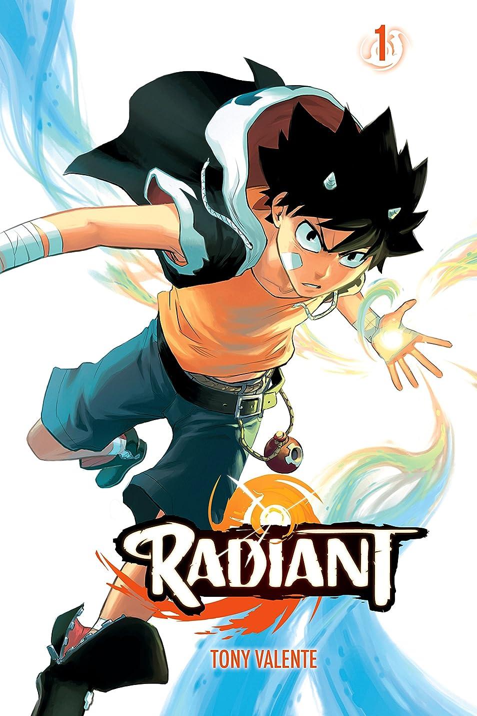 アッパーパフ小説家Radiant, Vol. 1 (English Edition)
