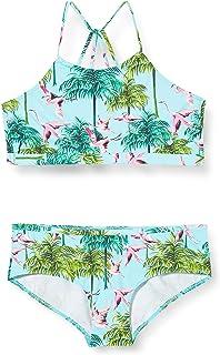 Esprit Cappa Beach Yg Neckholder+Hipster Short Juego de Bikini para Niñas