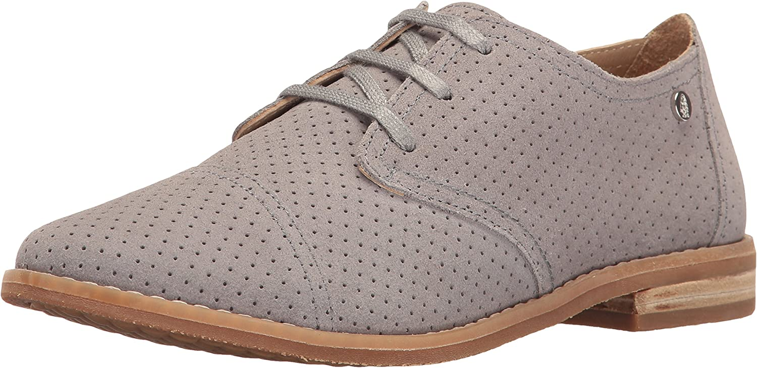 Hush Puppies Womens Aiden Clever Oxford Flats