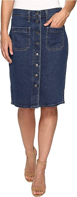 Levi's® Womens Front Detailed Skirt