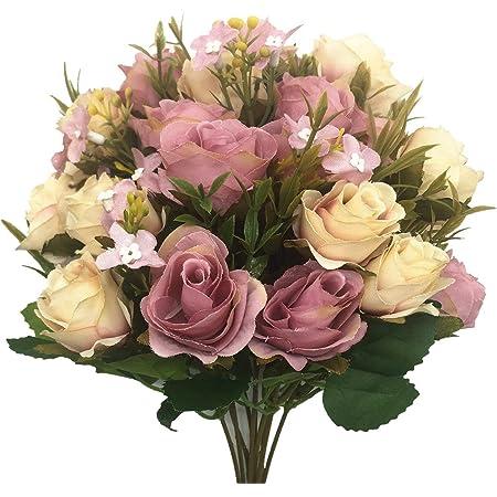 Noelle/'s Bridesmaids Bouquets,Purple Hydrangeas,Blue Violet CA Orchids,Royal Blue or Purple Handles