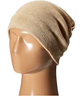 Plush - Fleece - Lined Barca Hat