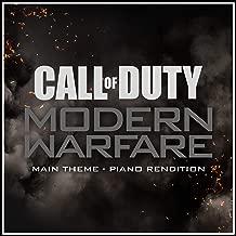 Call of Duty: Modern Warfare (2019) - Main Theme - Piano Rendition