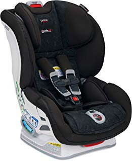 Britax Boulevard ClickTight Convertible Car Seat - 2 Layer Impact Protection - Rear & Forward Facing - 5 to 65 Pounds, Circa