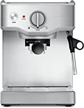 Breville Cafe' Venezia Espresso Machine, Brushed Stainless Steel BES250BSS