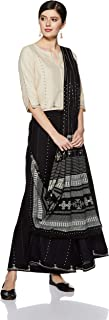 W for Women Straight Salwar Suit Set