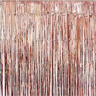 tinsel wall hanging