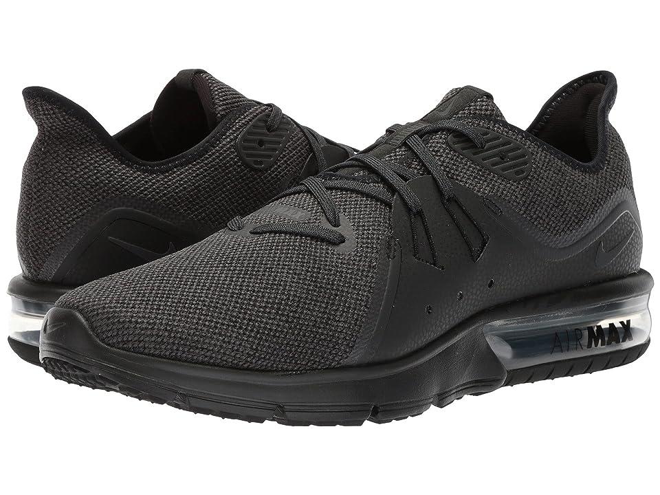Nike Air Max Sequent 3 (Black/Anthracite) Men