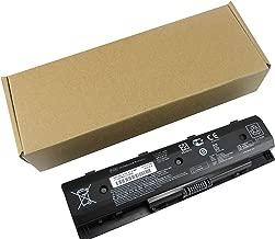 ROCKETY pi06 hp Battery Compatible with hp Pavilion Envy TouchSmart 17 15 14 Envy M7 M7z 710416-001 710417-001 PI06 PI06xl PI09 HSTNN-LB4O HSTNN-LB4N HSTNN-YB4O Laptop Notebook Batteries.