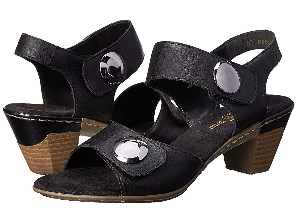 Rieker 67369 Aileen 69 (Black) Women