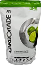 FA Engineered Nutrition 1 Kg Lime Carborade Supplements Estimated Price : £ 7,99