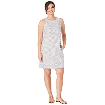 Tommy Bahama Crystalline Waters Shift Dress (Black) Women