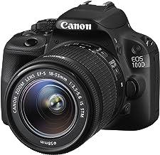 Canon EOS 100D SLR Body Only Black