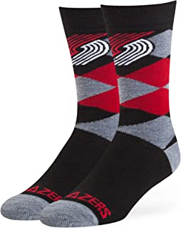 OTS NBA Adult Men's NBA Blaine Dress Sock
