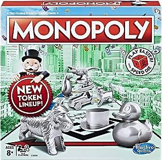 Hasbro Gaming Monopoly Speed Die Edition