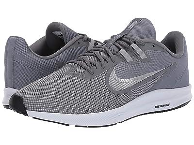 Nike Downshifter 9 (Cool Grey/Metallic Silver/Wolf Grey) Men