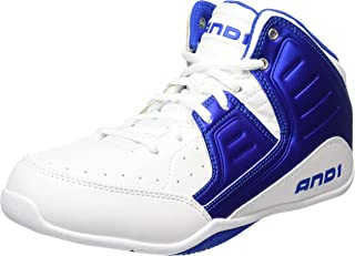 AND 1 Men's Rocket 4.0 Basketball Shoe
