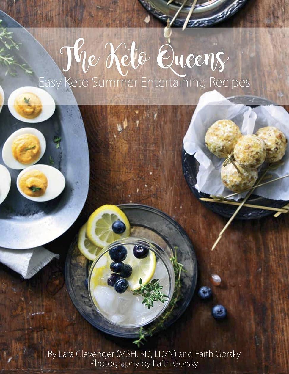 Easy Keto Summer Entertaining Recipes: The Keto Queens (English Edition)
