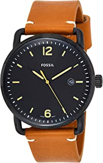 Fossil Mens The Commuter Leather - FS5276