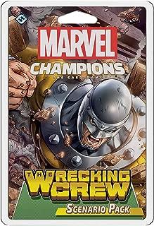 Fantasy Flight Games Marvel: The Wrecking Crew Scenario Pack, Model:MC03en