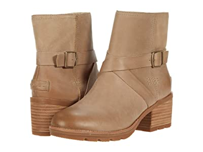 SOREL Cate Buckle (Sandy Tan) Women