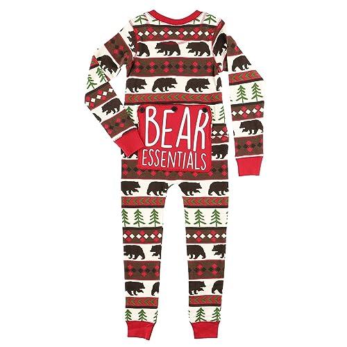 51aed2e12 Toddler Fair Isle Pajamas  Amazon.com