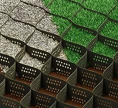 Standartpark 4 inch thick geo grid ground grid polyethylene 1885 LBS per sq ft strength