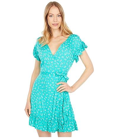 Billabong Wrap And Roll Mini Dress
