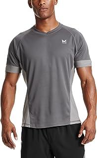 Mission Men's VaporActive Proton Short Sleeve Running T-Shirt