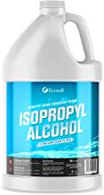 Ecoxall Chemicals - Fastest Delivery - 99.9% Pure Isopropyl Alcohol (IPA) - Made in The USA - 1 Gallon - (4) 32 Fl Oz Bott...