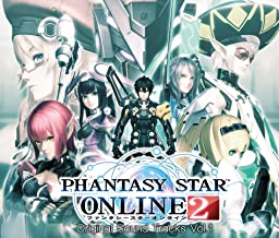 Phantasy Star Online 2 Game Original Soundtrack Vol.1