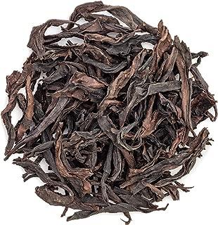 Oriarm 250g / 8.82oz Da Hong Pao Roasted Oolong Tea Loose Leaf - Fujian Wuyi Rock Oolong Tea Dahongpao Big Red Robe - Chinese High Mountain Wu Long Tea - Detox Relaxing Naturally Grown