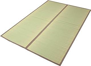 イケヒコ い草 上敷き サイズオーダー  団地間 4.5畳 ほほえみ 約 幅252×長さ249cm NO43RO