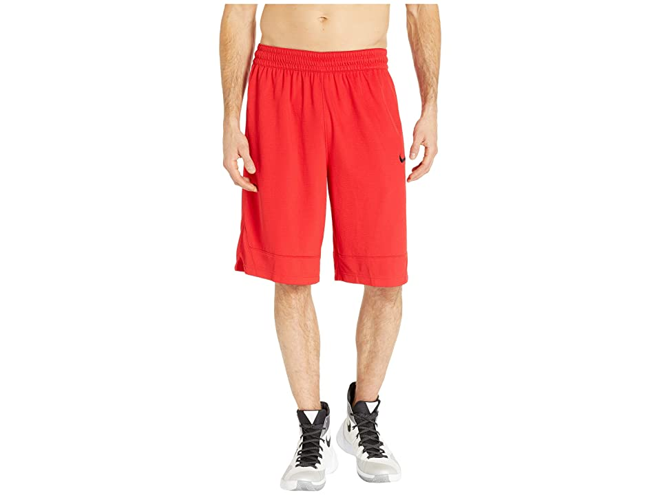 Nike Dry Icon Shorts (University Red/University Red/Black) Men