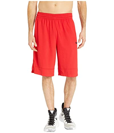 Nike Dry Icon Shorts (University Red/University Red/Black) Men