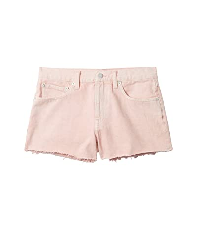 Lucky Brand Mid-Rise Cutoffs Shorts in Veiled Rose (Veiled Rose) Women