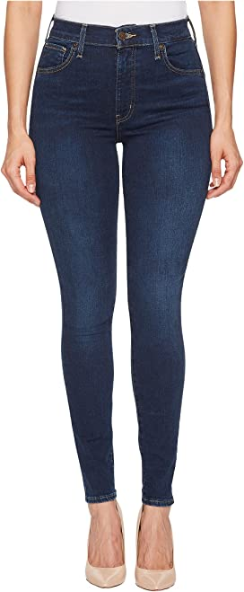 ed1431b303f Levi s® Womens 720 High-Rise Super Skinny at Zappos.com