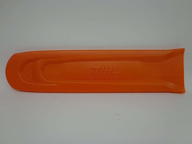 Stihl 00007929171 3005-Protector de Cadena (35 cm), Naranja, 35cm