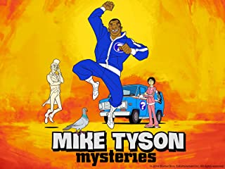 Mike Tyson Mysteries New Season