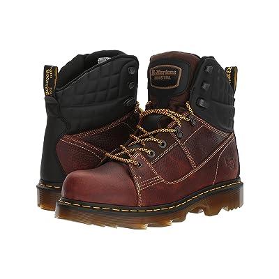 Dr. Martens Camber NS Soft Toe Boot (Teak) Work Boots