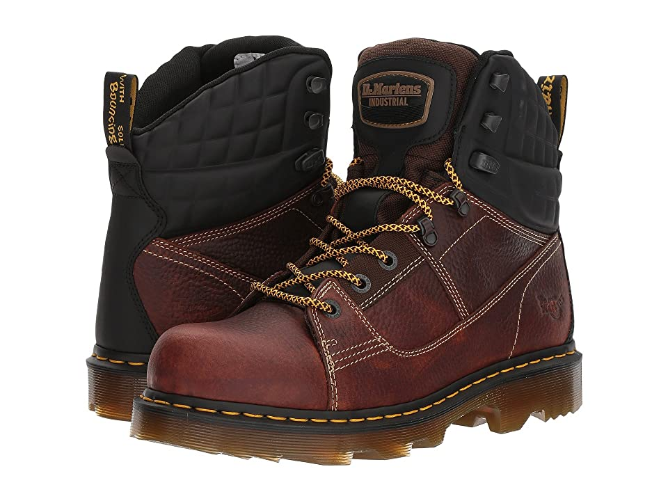 Dr. Martens Camber NS Soft Toe Boot (Teak) Work Boots