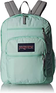 JanSport Unisex-Adult Big Student Backpack, Brook Green - JS0A47JK