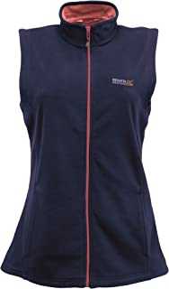 Black Black Regatta TRA849 80818L Professional Womens Octagon II 3 Layer Waterproof Softshell Body warmer 18