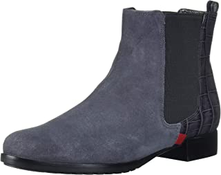 MARC JOSEPH NEW YORK Leather Made In Brazil Ankle Bootie, Botas Cortas al Tobillo Mujer
