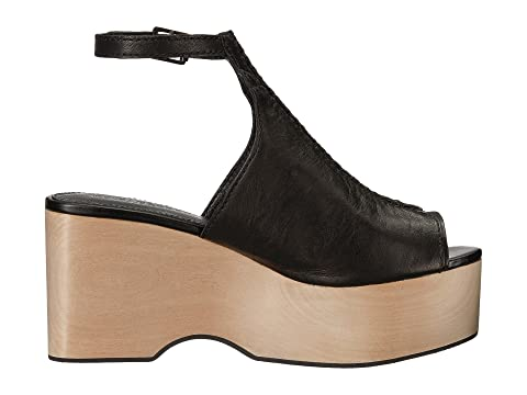 Kelsi Dagger Brooklyn Nova Platform Sandal Black Wild Veg Leather Outlet Low Shipping Fee Free Shipping Best Wholesale Outlet Fashion Style 6nWdu9AG