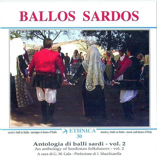 musica balli sardi