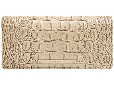 Brahmin Melbourne Ady Wallet (Stardust) Wallet Handbags