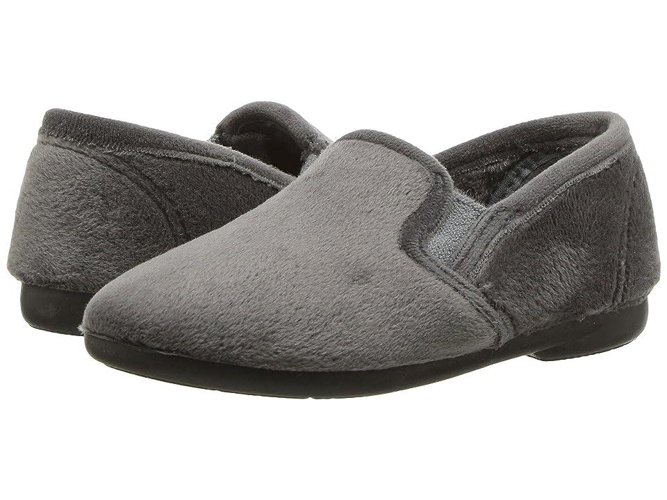 Cienta Kids Shoes 117029 (Toddler/Little Kid/Big Kid) (Grey) Kid